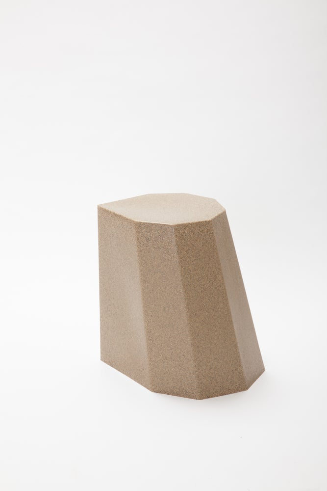 Image of Arnold Circus Stool - Sandstone