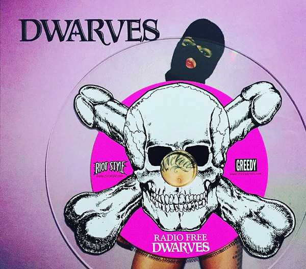 Image of The Dwarves - Radio Free Dwarves CD Digipak (LTD. Edition)