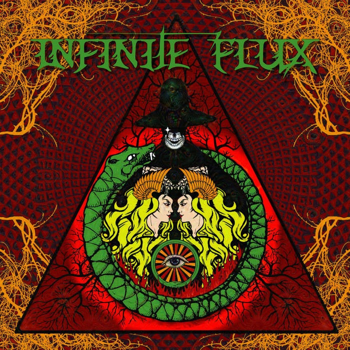 "Image of Infinite Flux - 12"" vinyl"