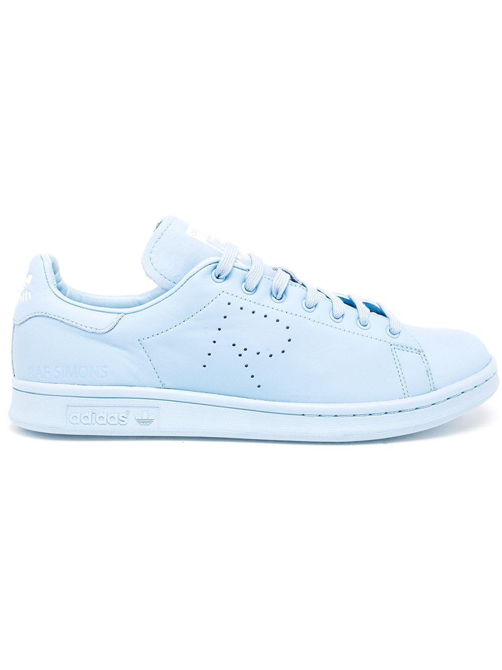Adidas x Raf Simons Stan Smith Baby Blue | soldoutstore