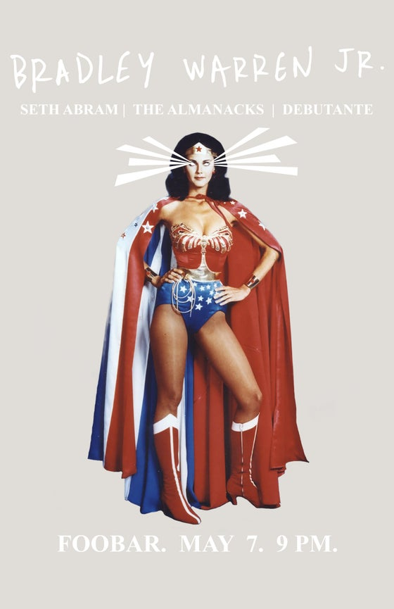 "Image of ""Wonder Woman"" Show Poster"