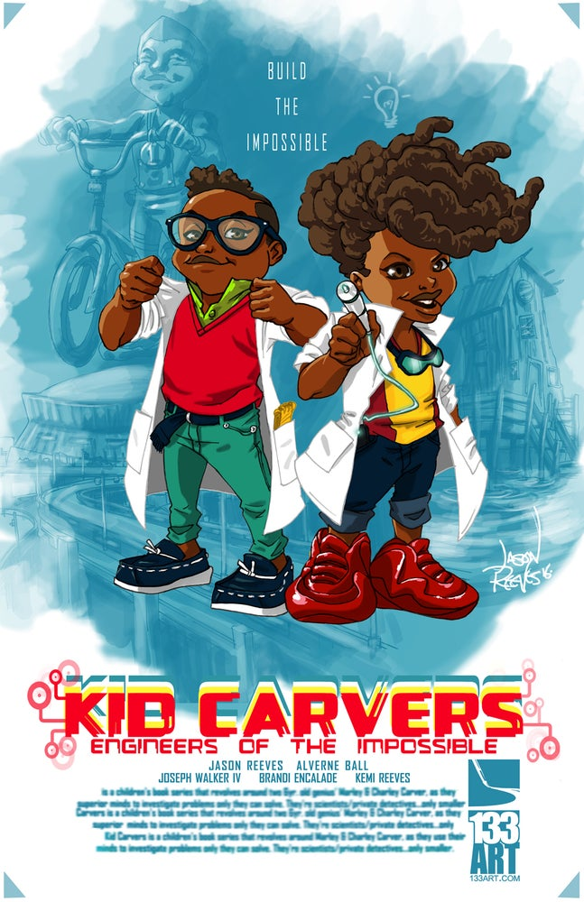 Image of Kid Carvers [Poster]
