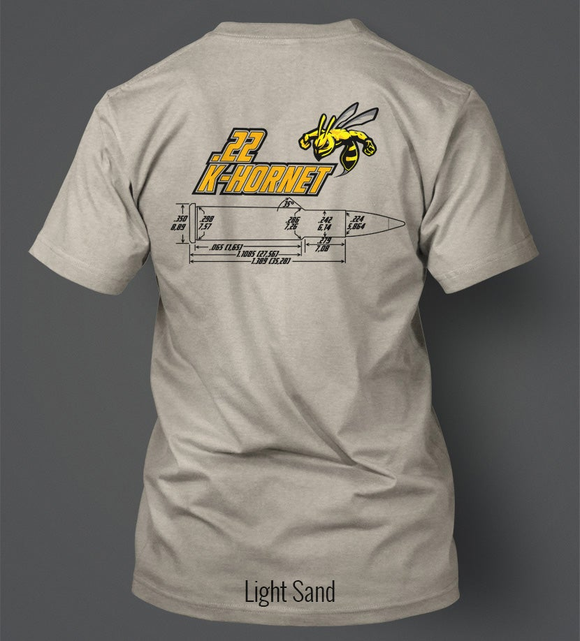 Image of .22 K-Hornet T-Shirt