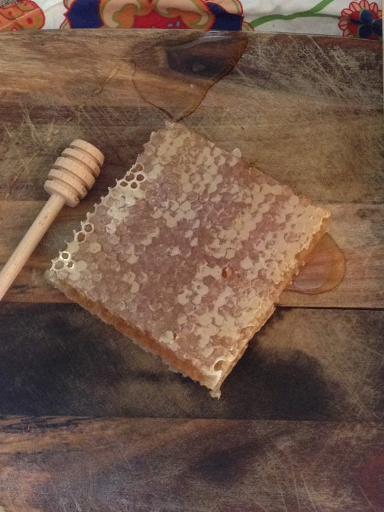 Image of Blue Mountains Honey ~ Comb Honey