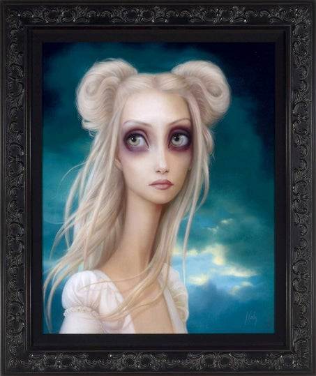 Image of Lori Earley 'Hope' giclée print framed
