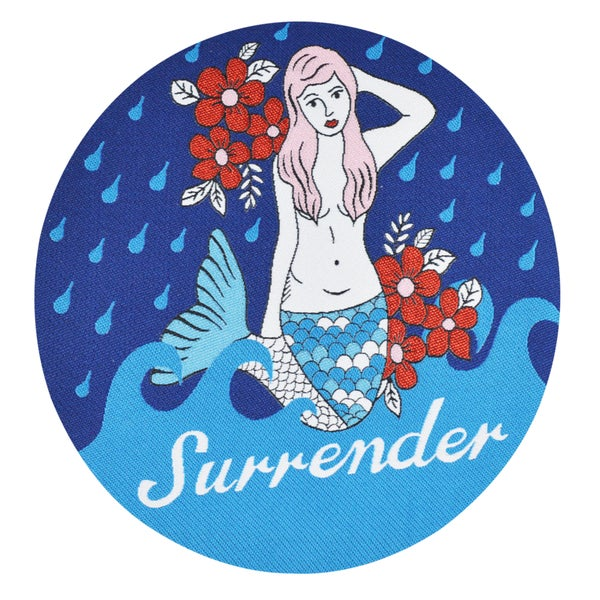 Image of Surrender Back Patch