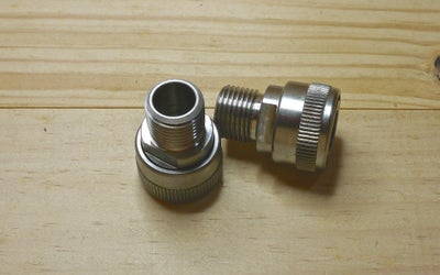 Image of Ti Parts Workshop Titanium MKS Adapters