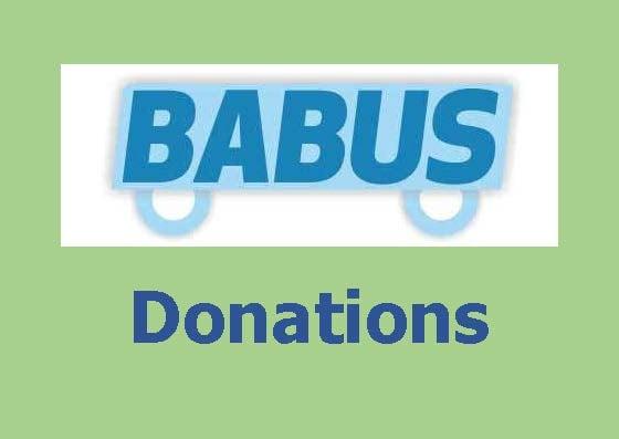 Image of BABUS Donation