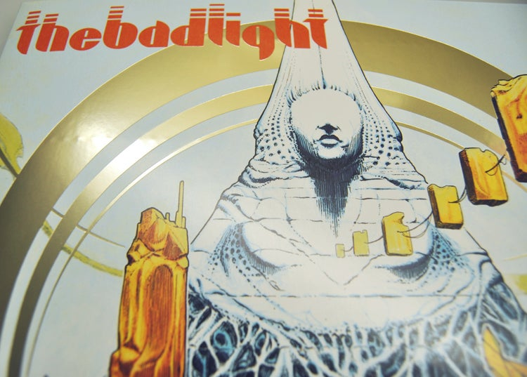 Image of The Bad Light-TEMPLES- vinyl