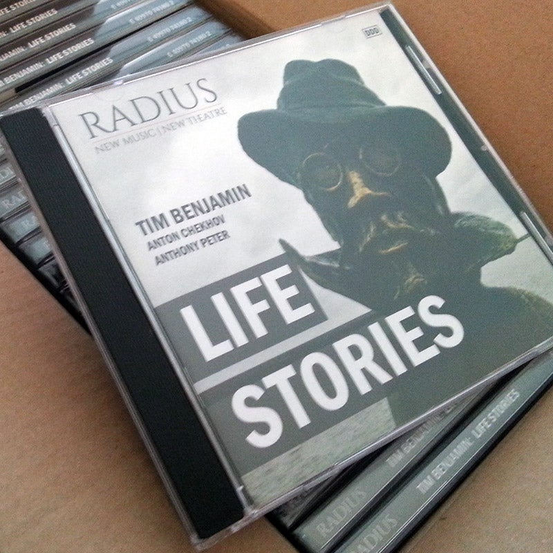 Image of Life Stories CD + FREE digital programme + FREE digital libretto