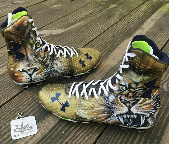 Image of High Detail Custom Cleats