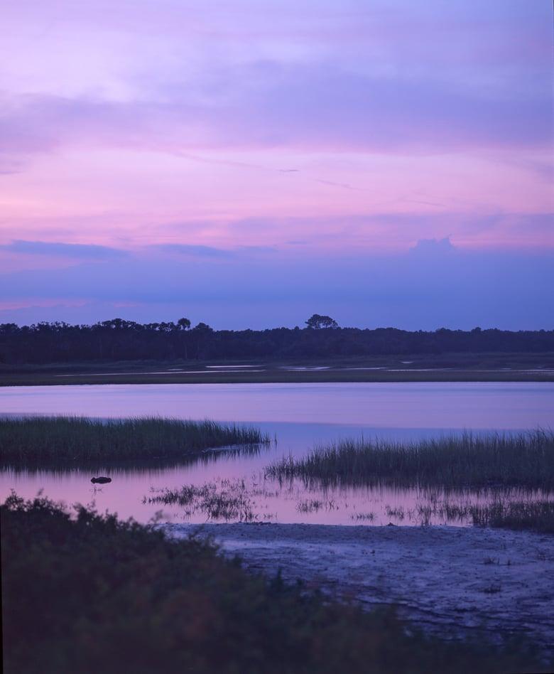Image of Kiawah sunset