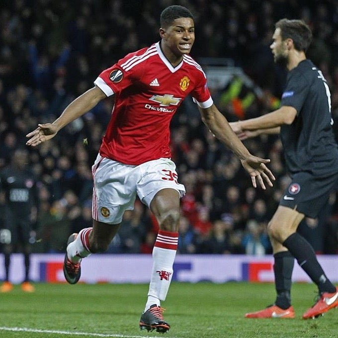 Image of Ace Blackout Mecurial Vapors (Marcus Rashford Boots)