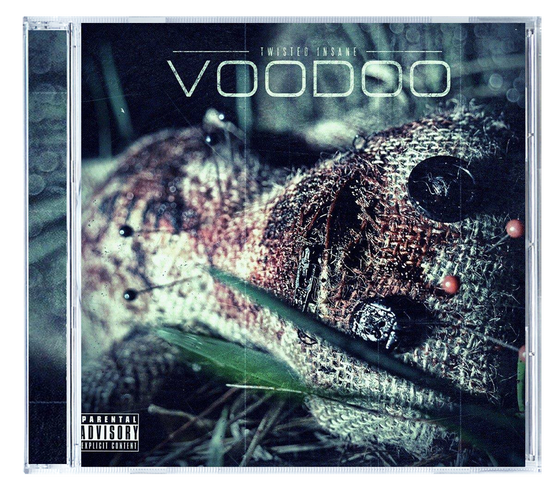 Image of 'VOODOO' CD