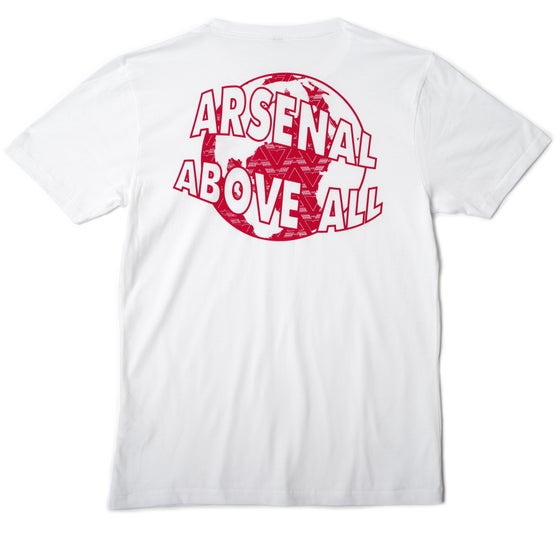 Image of ARSENAL ABOVE ALL