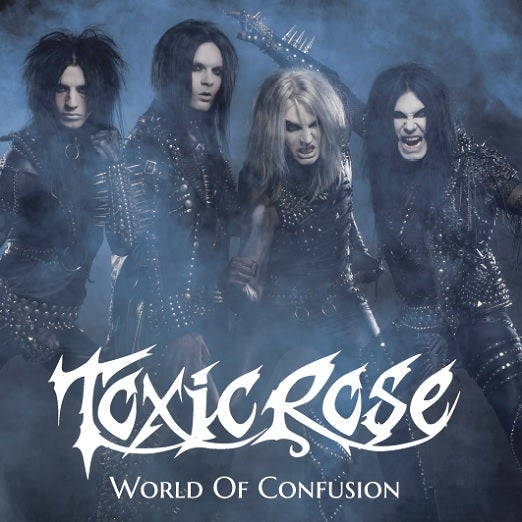 Image of ToxicRose - World Of Confusion 7""