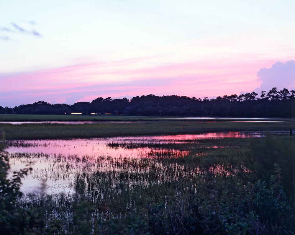 Image of Kiawah Sunset on the Marsh