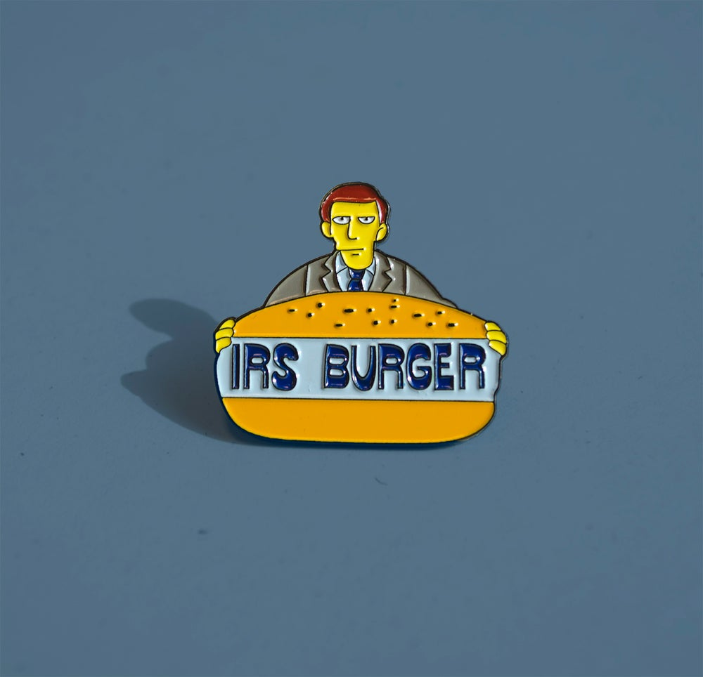 Image of IRS Burger