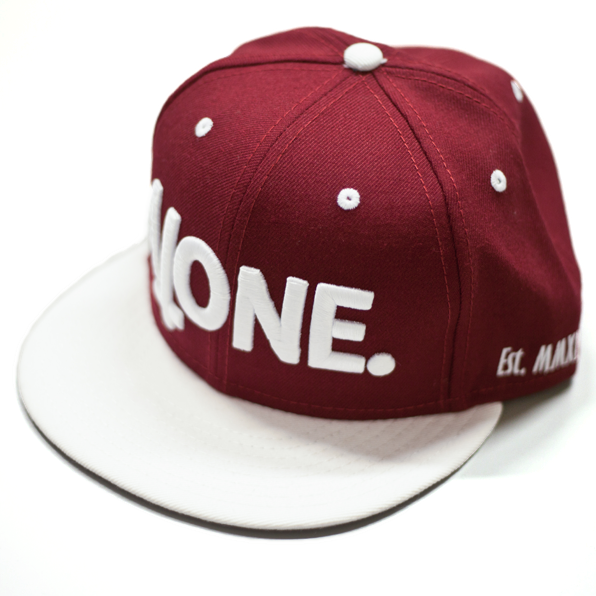 Image of Maroon Alone Snapback