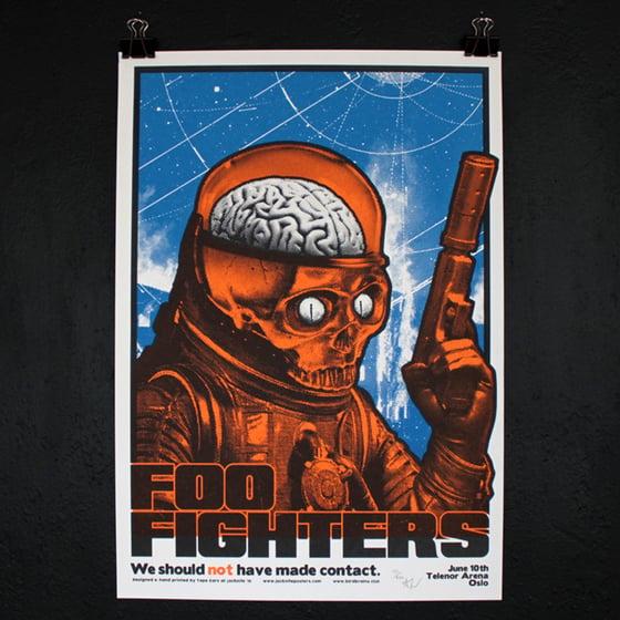 Image of Foo Fighters, Oslo