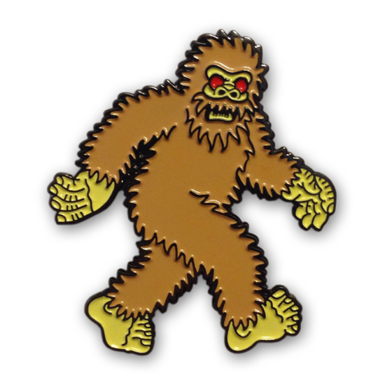 Image of BIGFOOT PIN