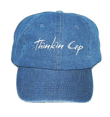 Image of Thinkin Cap (jean)