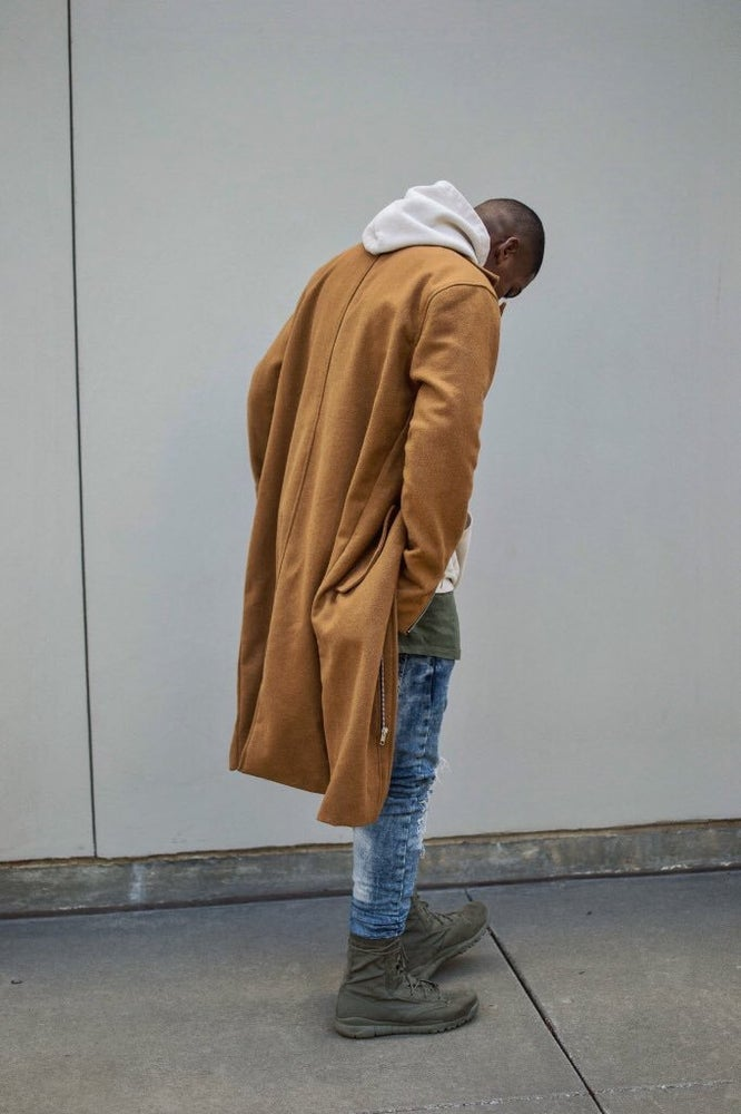 Image of The Overcoat