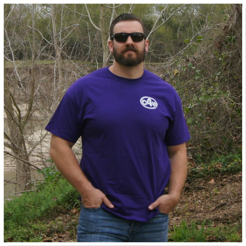 Image of CWR Purple Shirt