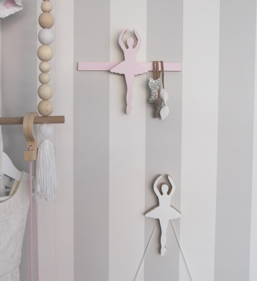 Image of Tiny Dancer Wall head band hanger - Removable
