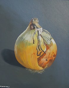 Image of Onion, Print