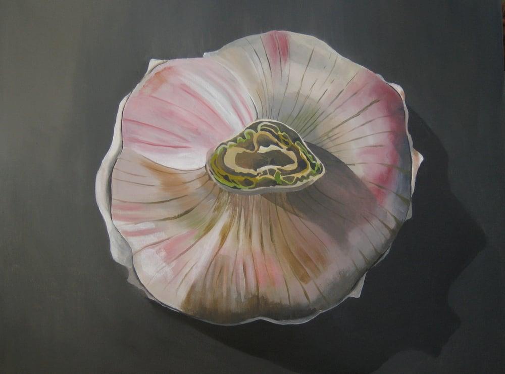 Image of Garlic, Print