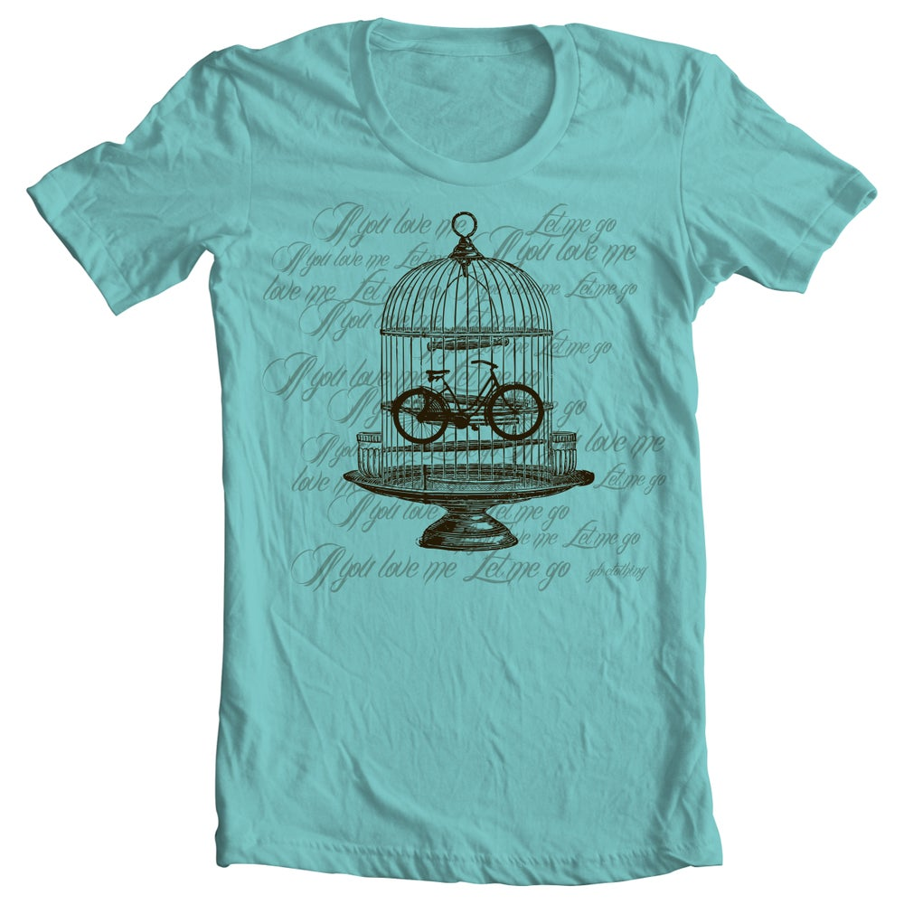 Image of Bird Cage tee