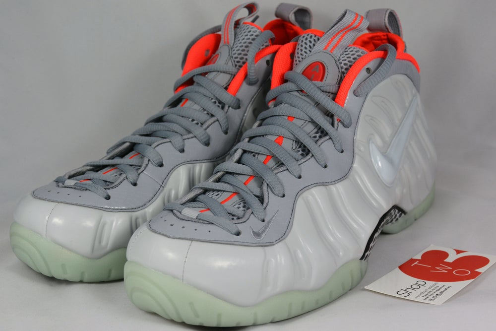 "Image of Nike Air Foamposite Pro ""Pure Platinum"""