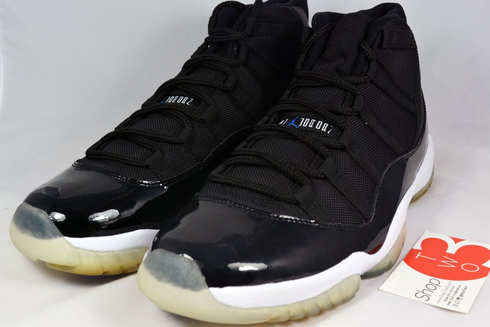 "Image of Air Jordan 11 Retro ""Space Jam"""