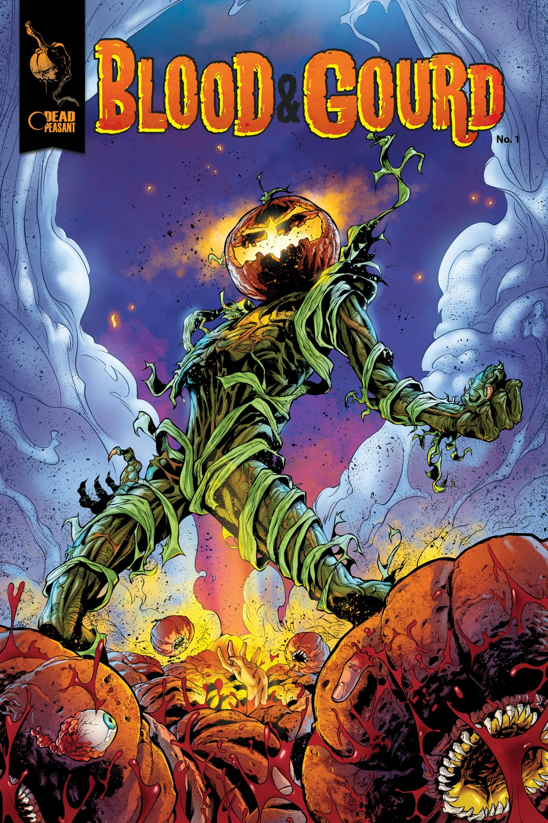 Image of Blood & Gourd Issue #1