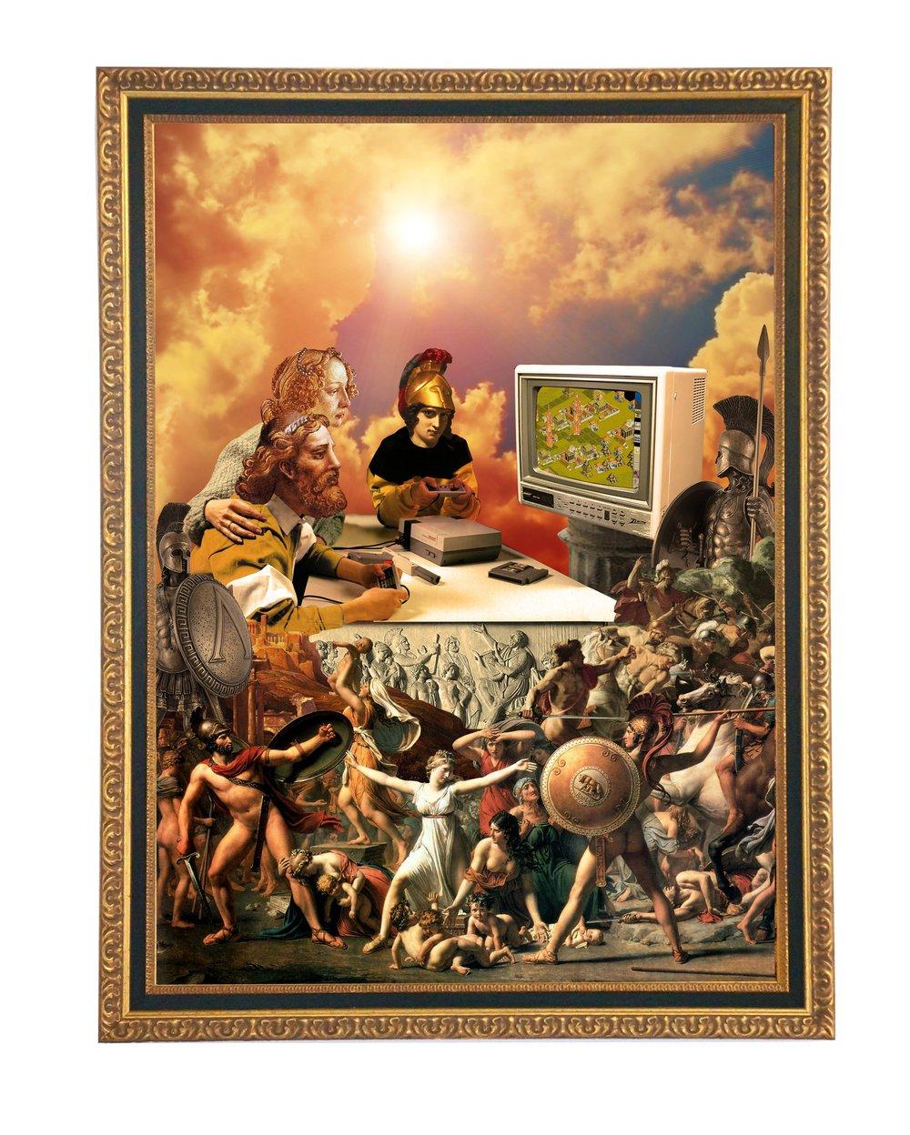Image of AGE OF GODS