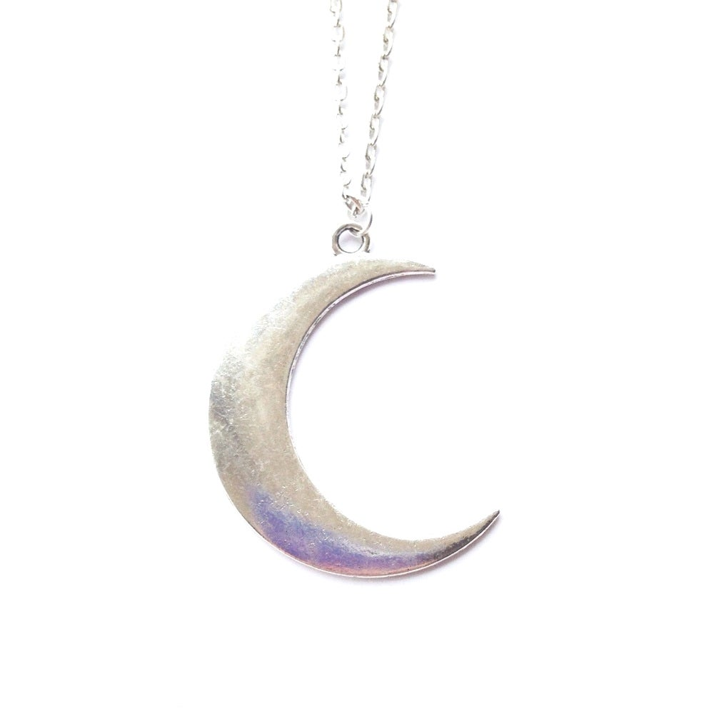 Image of Waning Moon Necklace
