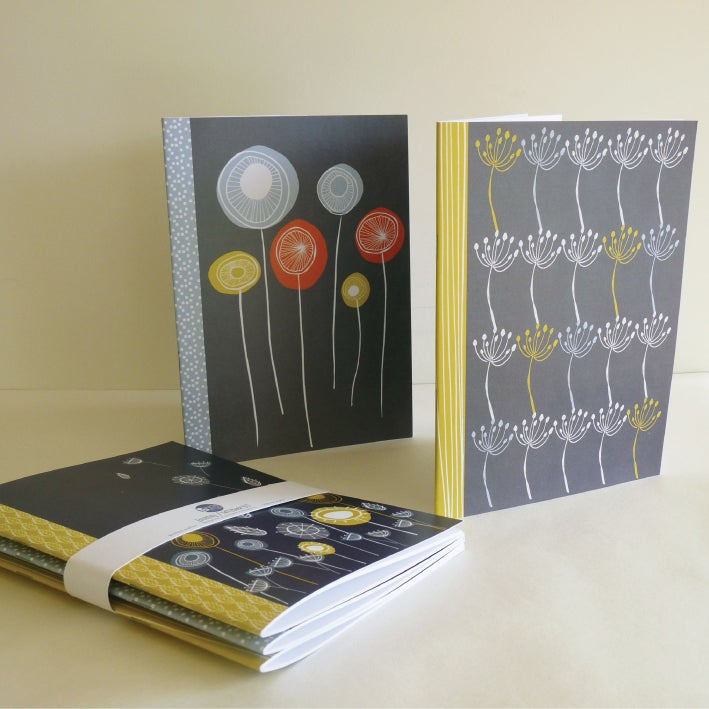 Image of Set of 3 Journals/Note Books