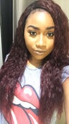 Image of Lace Closure Wig 22inches