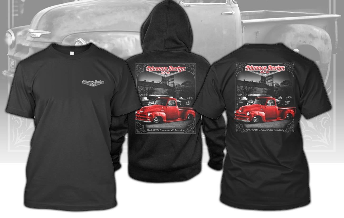 Image of 1954 Chevrolet Truck T-shirt