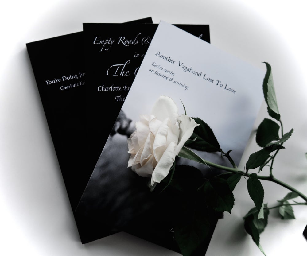 Image of BOOK BUNDLE: All my 3 books, signed with love!