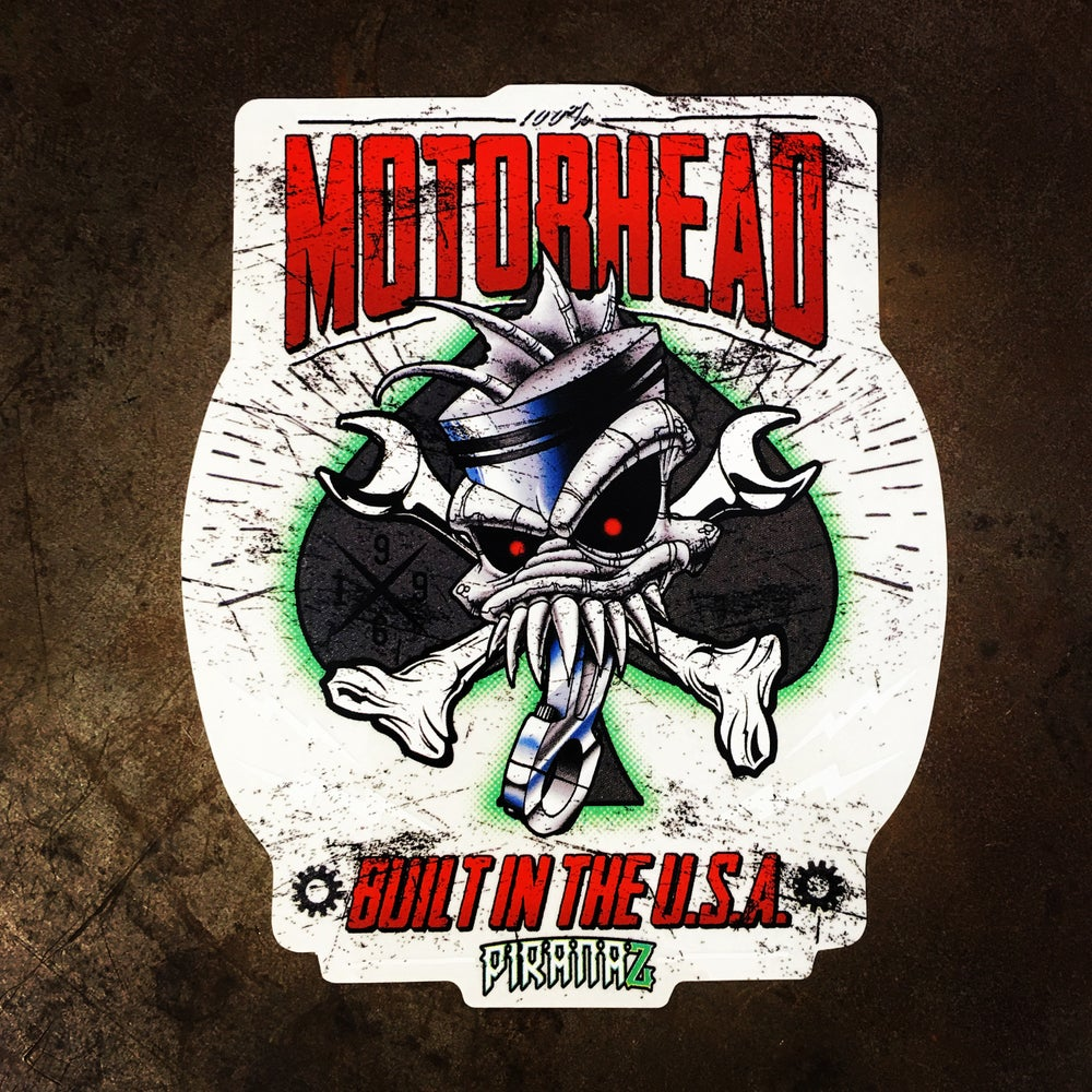 Image of Motorhead Sticker