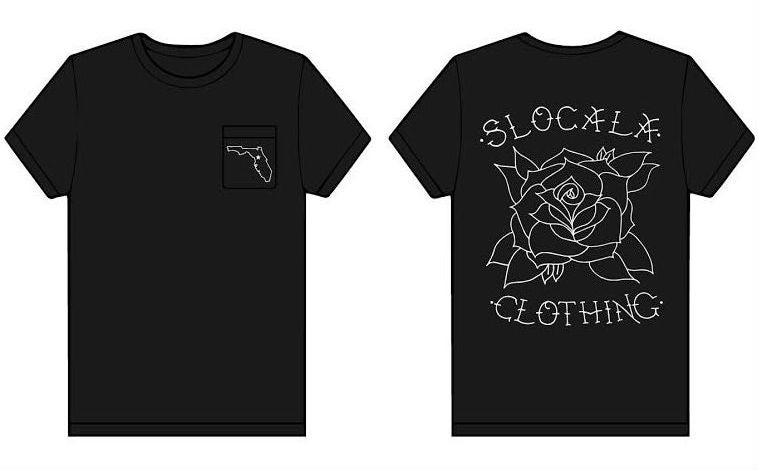 Image of Flower Pocket Tee