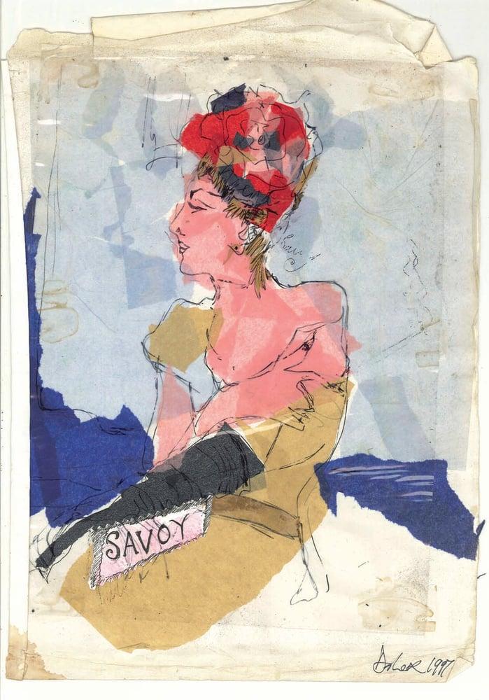 Image of Lady Savoy