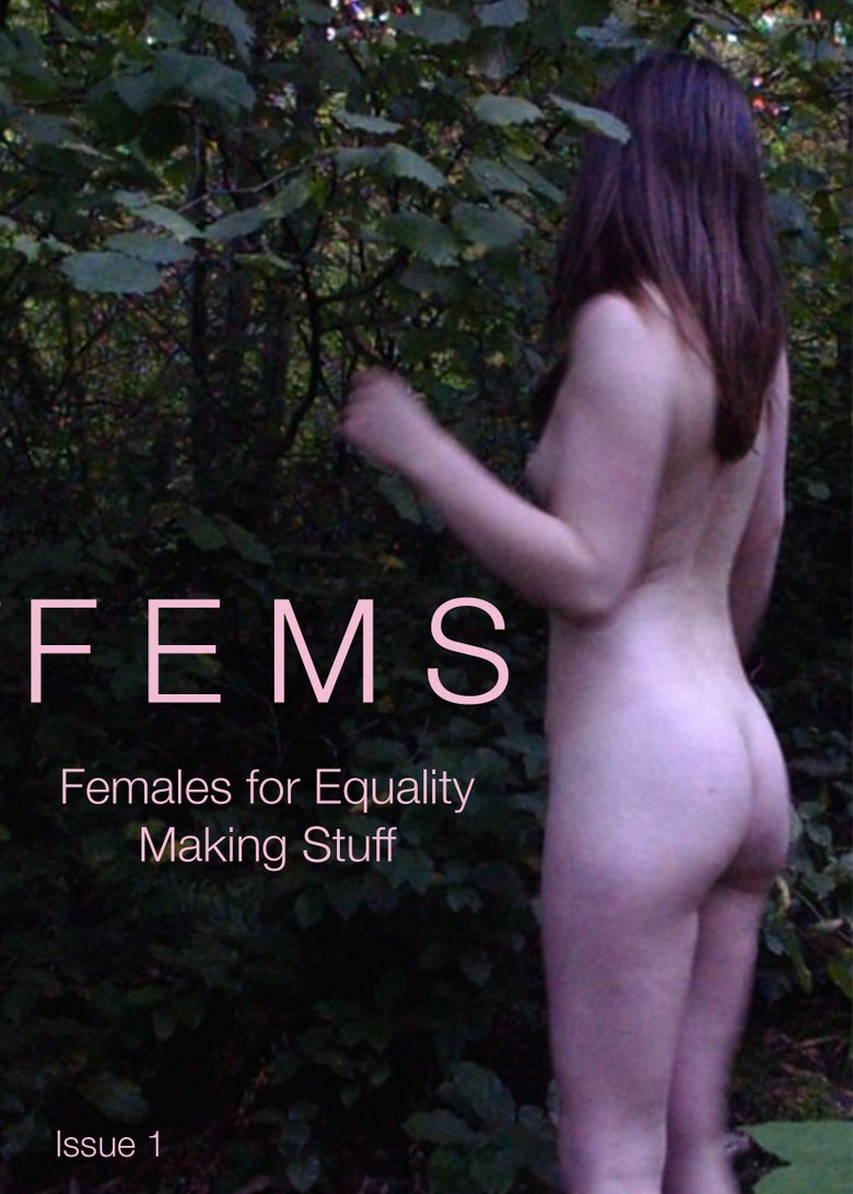 Image of FEMS Zine Issue 1