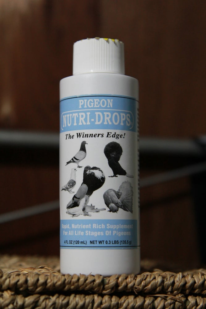 "Image of Pigeon Nutri-Drops ""The Winner's Edge"" - 8oz"