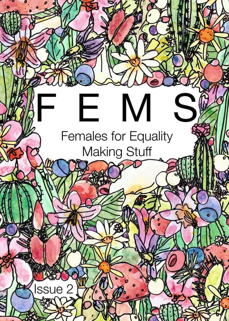 Image of FEMS Zine Issue 2