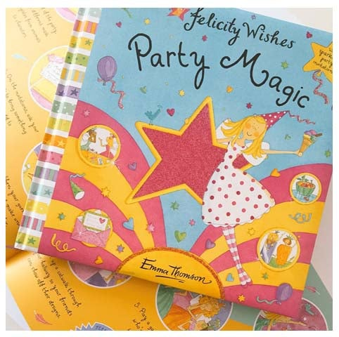 Image of Official Felicity Wishes Merchandise - Party Magic Book (New)