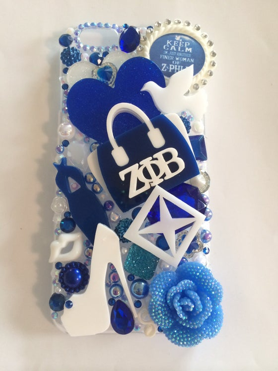 Image of Zeta Phi Beta iPhone 6