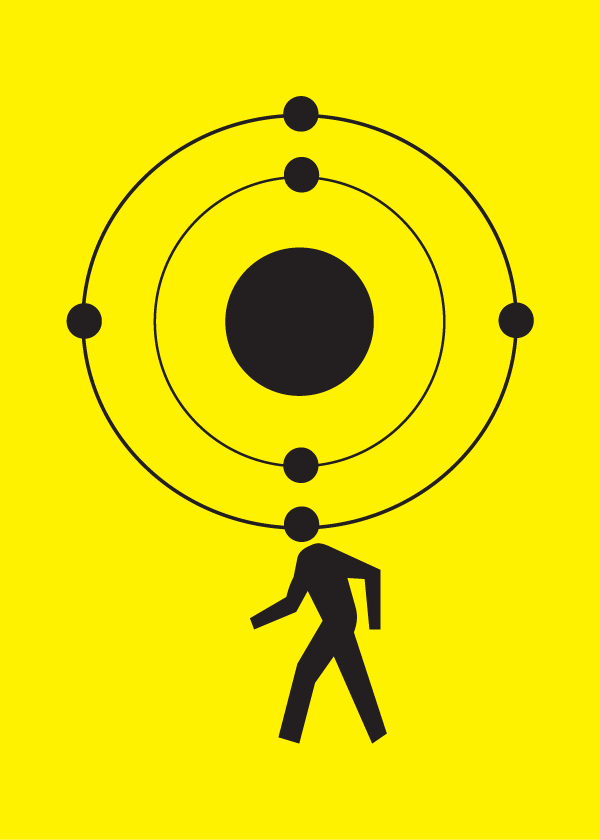 Walking Man Science Collection #2